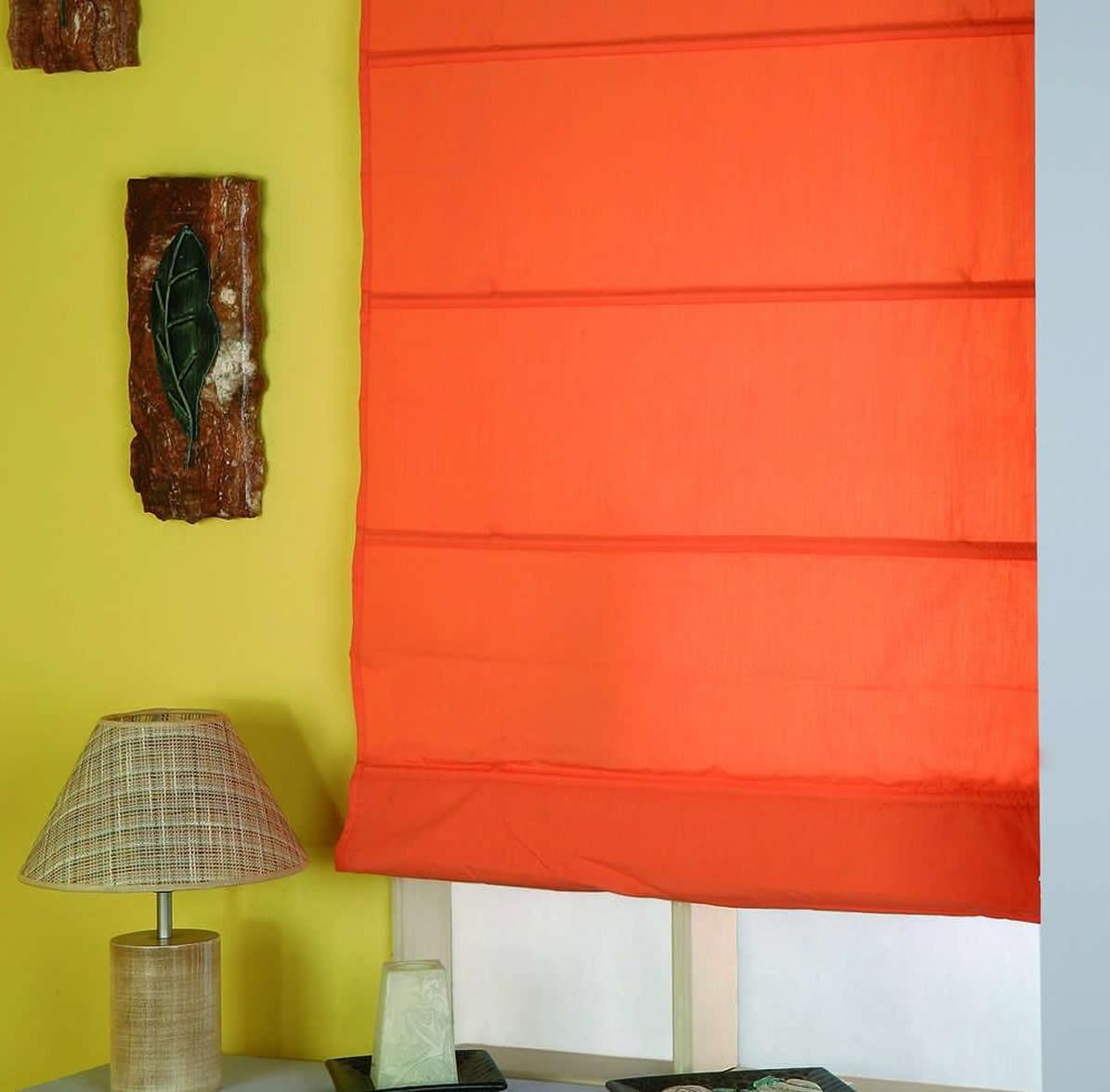 Estor con varillas aut ntics magatzems serra - Estor con cortina ...